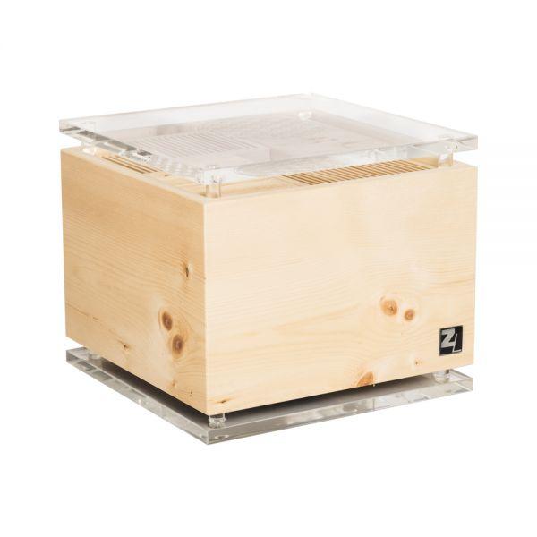 ZirbenLüfter ® CUBE cristall für 40 m2