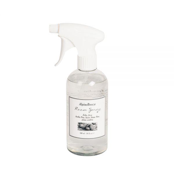 Zirben Raumspray / Wäschespray mit Triggersprayer - 500 ml