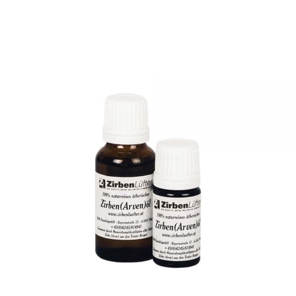Zirbenöl / Arvenöl / Zirbenkiefernöl