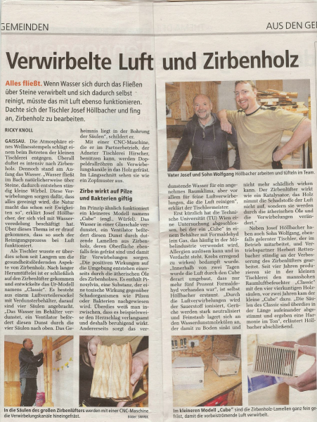 Tennengauer-Nachrichten-ZirbenLufter
