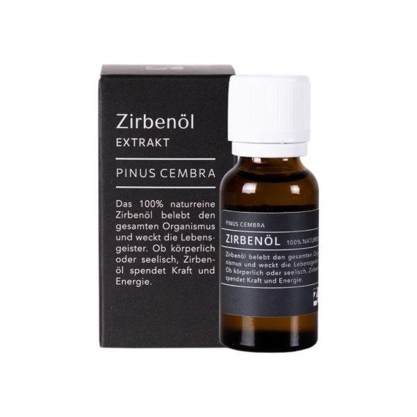 Zirbenöl / Arvenöl / Zirbenkiefernöl 100% naturreines Extrakt