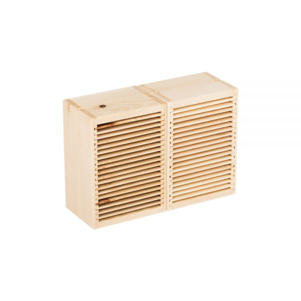 ZirbenLüfter ® slats set for CUBE mini